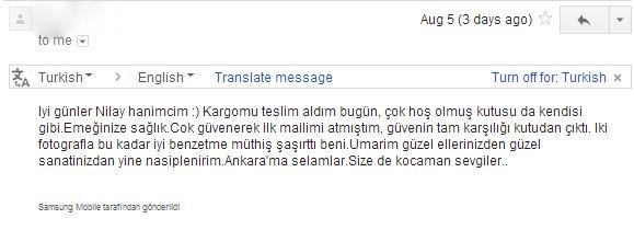 Teşekkürler Çiğdem hanım :)