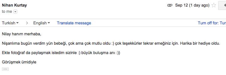 Teşekkürler Nihan hanım :)