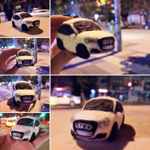 Audi A3 Sedan – araba süsü –