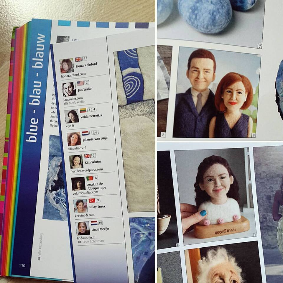 worldwide colours of felt nilay emek keçe inadı