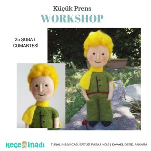 Küçük Prens Workshop