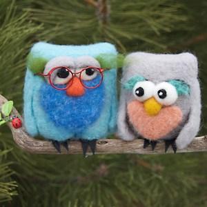 Baykuş ve Bayankuş :)