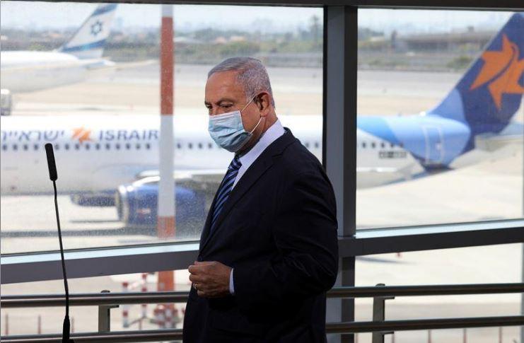 نتنياهو: نستعد لتسيير رحلات طيران للإمارات عبر الأجواء السعودية
