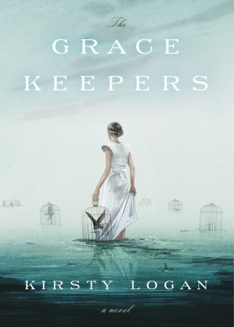 'The Gracekeepers', Kirsty Logan, illustrated by Jonathan Bartlett