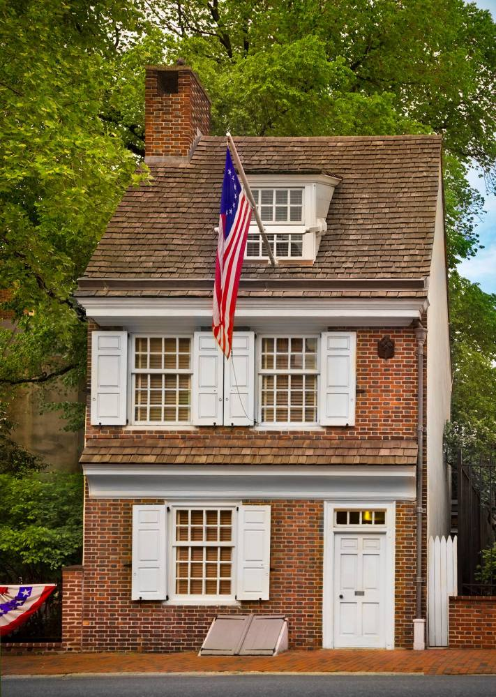 In Search of Revolution: Betsy Ross (3/3)