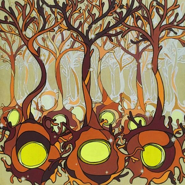 Usc Stem Cell Artist Amanda Kwieraga Plants Neuronal