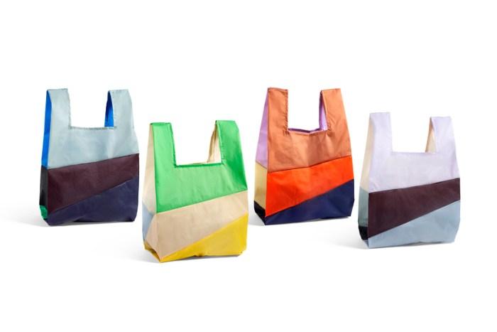 Six-colour bag L no. 2