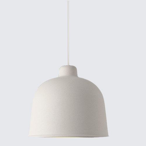 Muuto Grain Lamp White