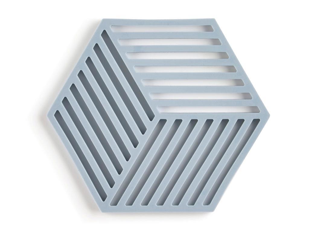 Trivet sky hexagon