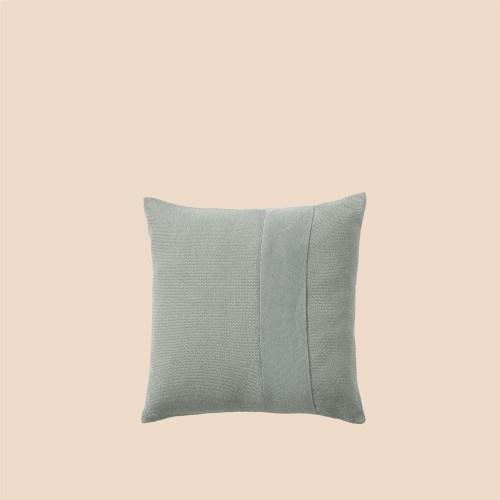 Layer Cushion 50x50 sage green