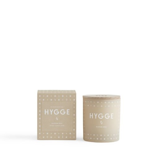 Skandinavisk Hygge/ cosiness geurkaars