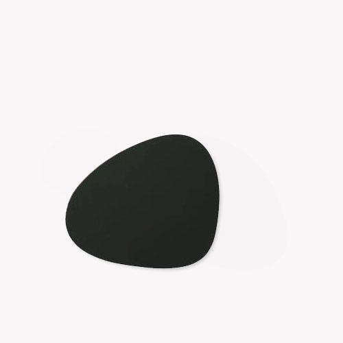LINDDNA Coaster soft buck darkgreen