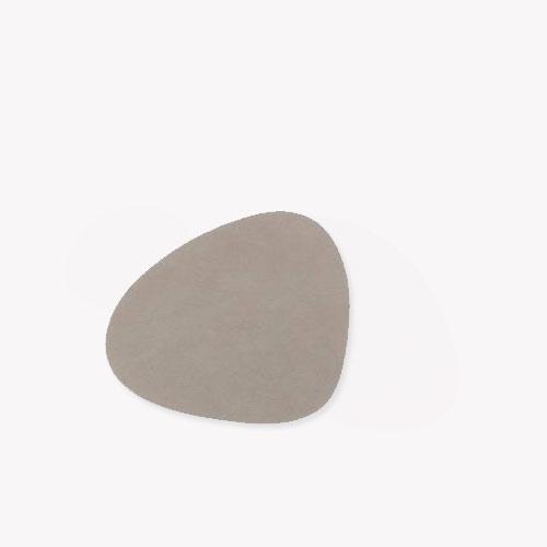 LINDDNA Coaster soft buck Cool Grey