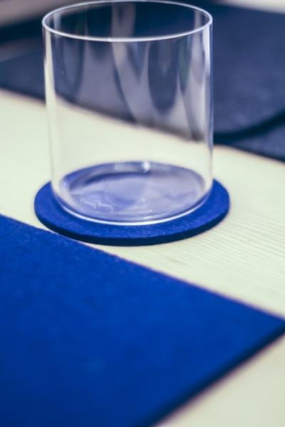 Onderzetter 20cm Blue 10