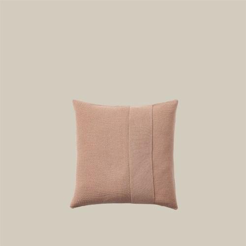 Layer Cushion 50x50 dusty rose