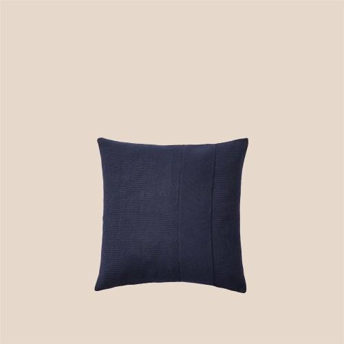 Layer Cushion 50x50 midnight blue