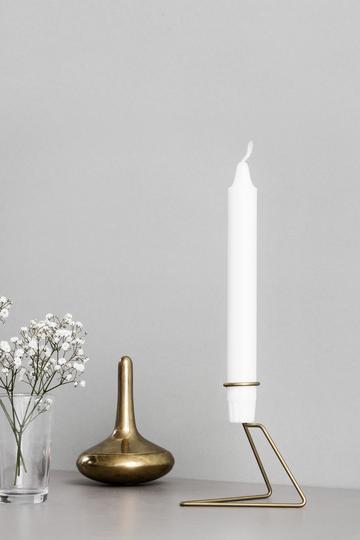 Moebe Candlelight Brass