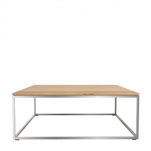 Ethnicraft salontafel 80x80