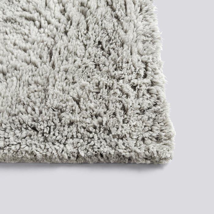 Shaggy Rug 140 x 200 Warm grey