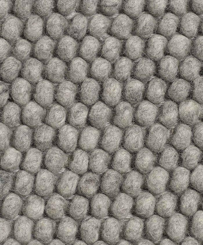 Peas 140x200 Medium grey