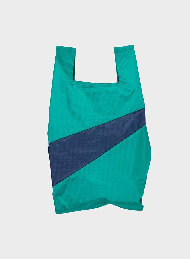 Shoppingbag 2014 seaweed & ocean horizons M