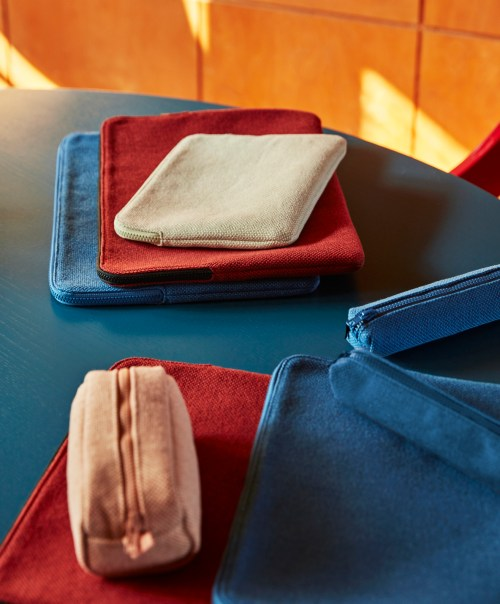 Hue laptop cover 15,6 inch blue
