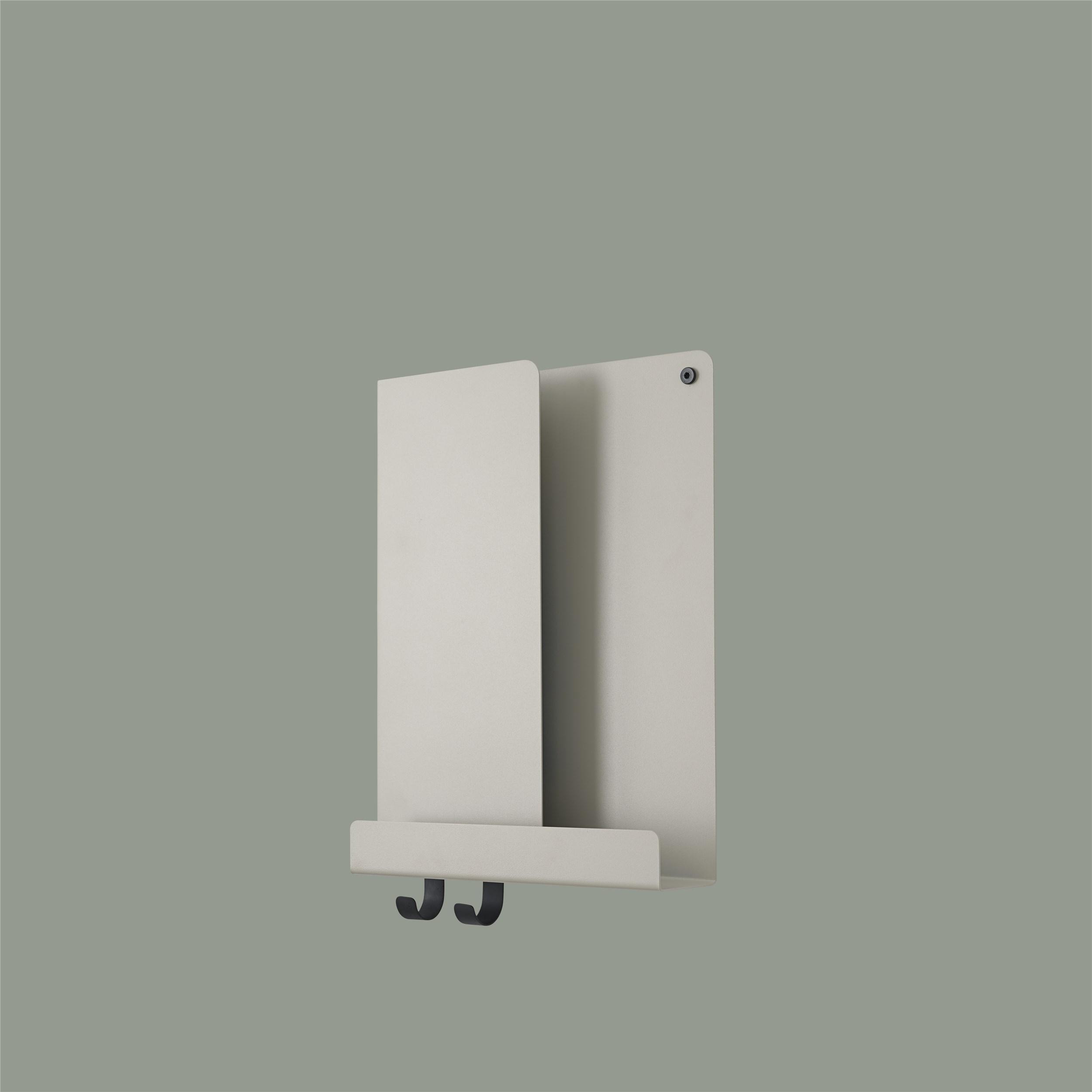 Muuto Folded Shelf grey 29,5cm