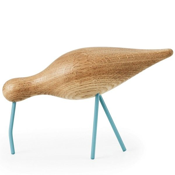 Shorebird large sea blue/oak