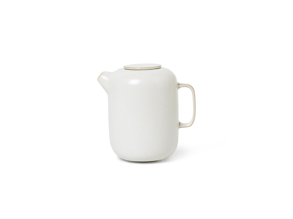 Sekki Coffee Pot - Cream