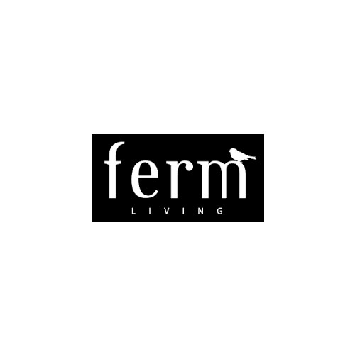 Ferm Living Socket Pendant High Brass