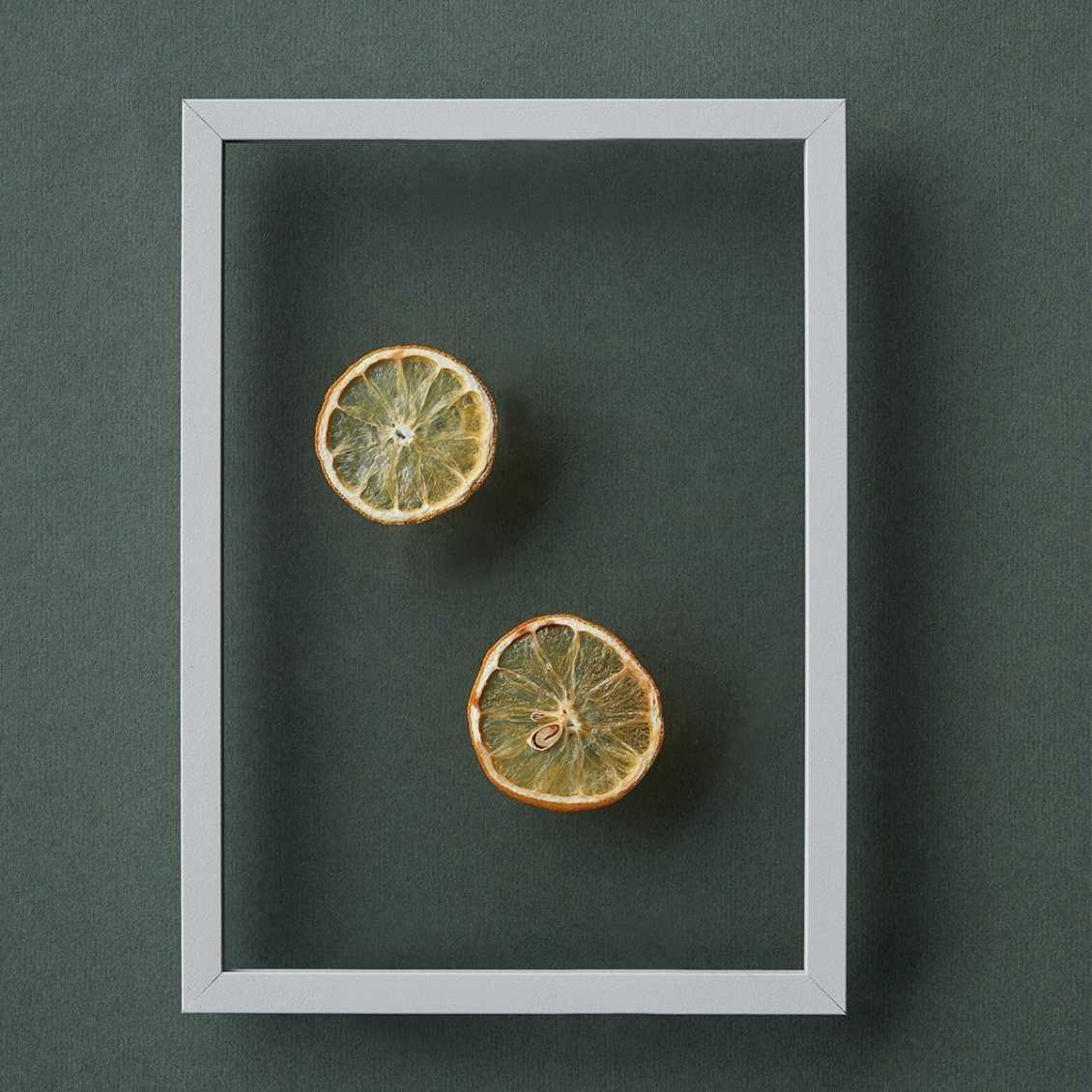 Moebe frame A4 light grey