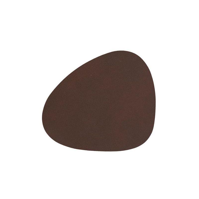 coaster curve nupo dark brown