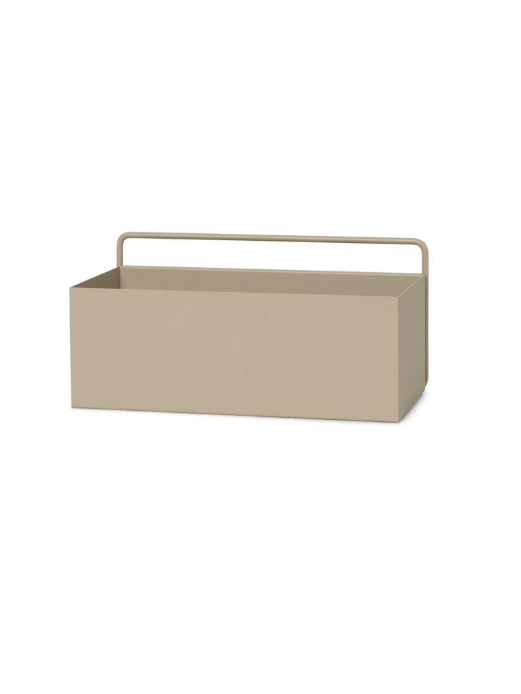 Wall box rectangle cashmere