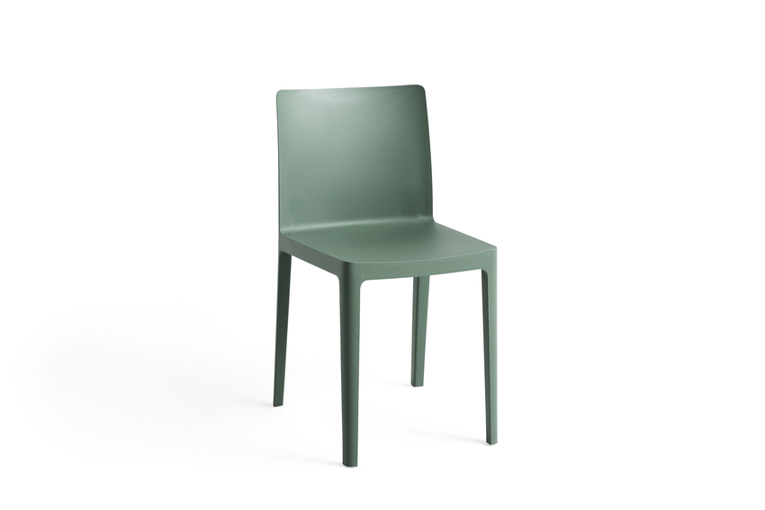 HAY Elementaire Chair Smokey Green