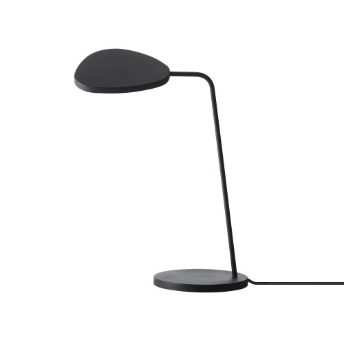 Muuto Leaf Table Lamp Black
