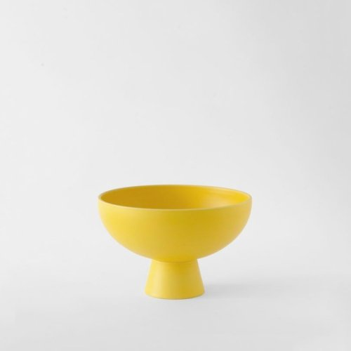 Raawii Medium Bowl Strøm Freesia Yellow