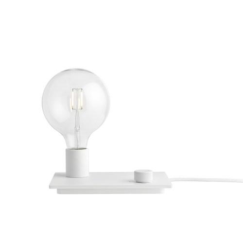 Control lamp white