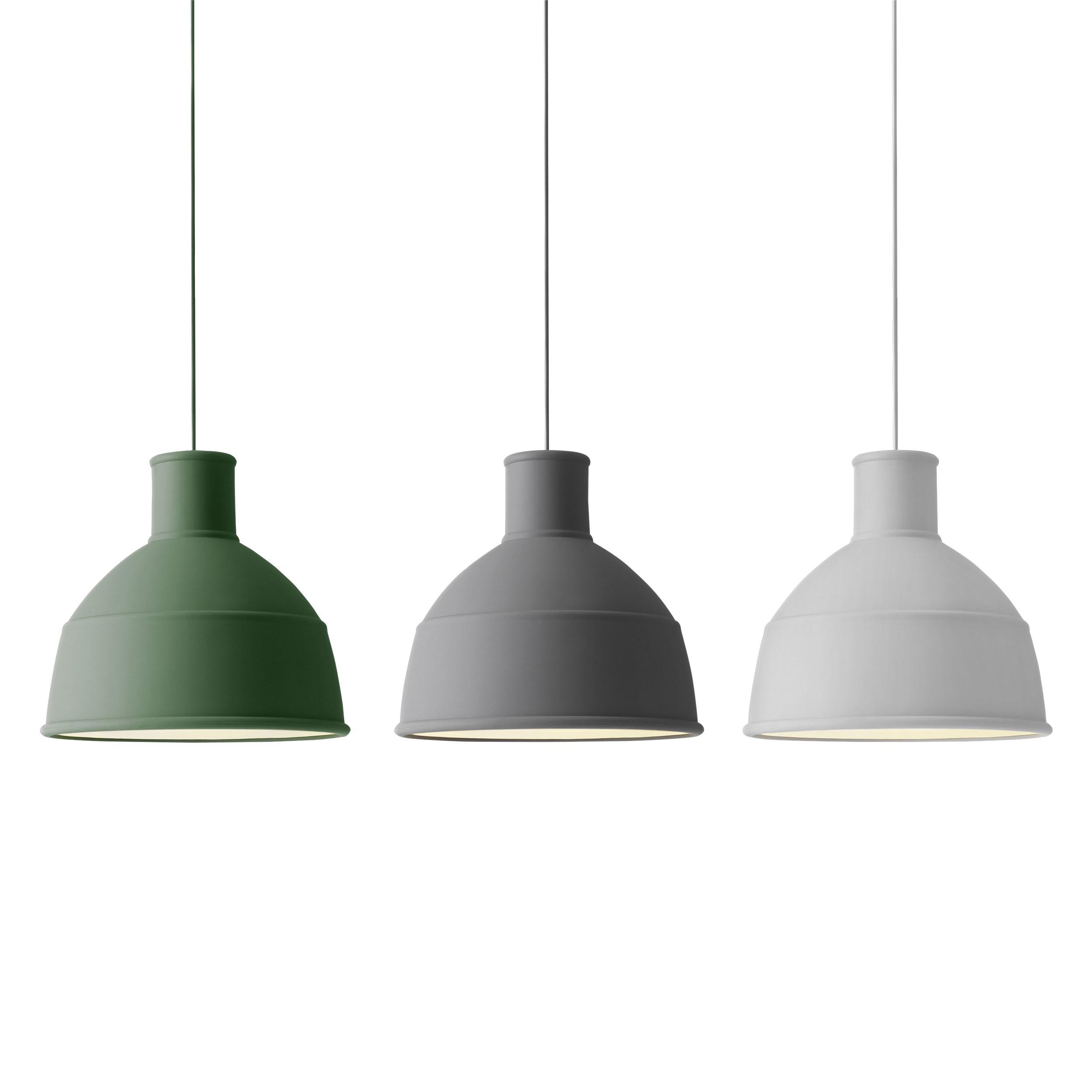 Unfold lamp Dark Grey