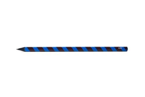 Swirl Royal blue and wine red