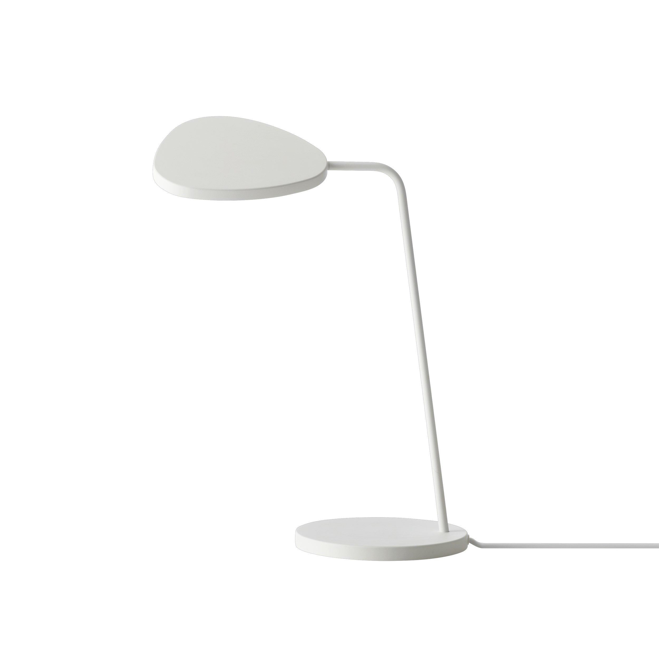 Muuto Leaf Table Lamp White