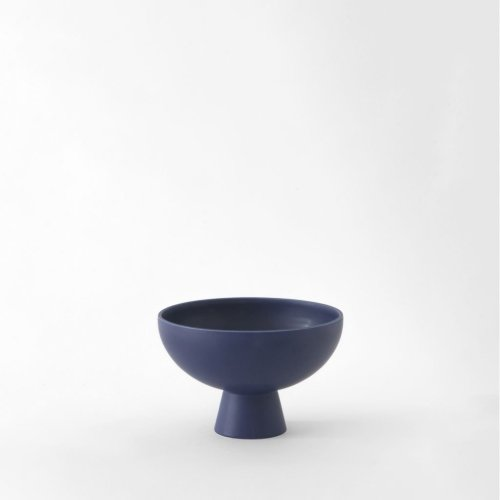 Small Bowl Strøm Blue