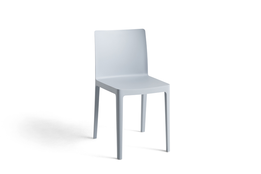 HAY Elementaire Chair Blue Grey