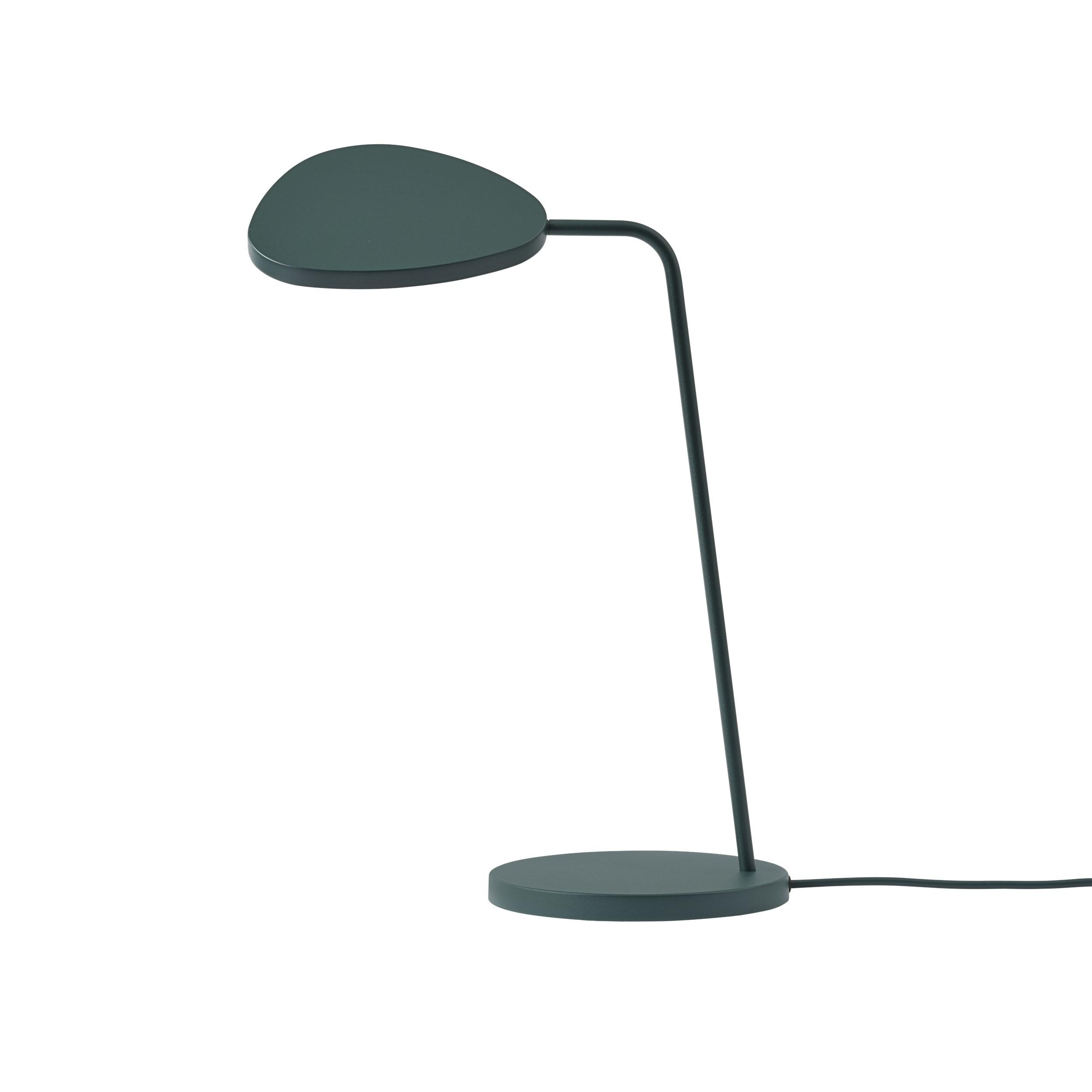 Muuto Leaf Table Lamp Dark Green
