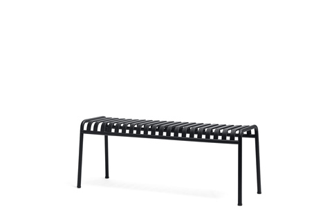 Hay Palissade Bench Anthracite