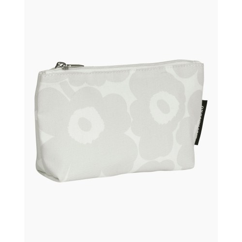 Eelia Mini Unikko cosmetic bag white/ light grey