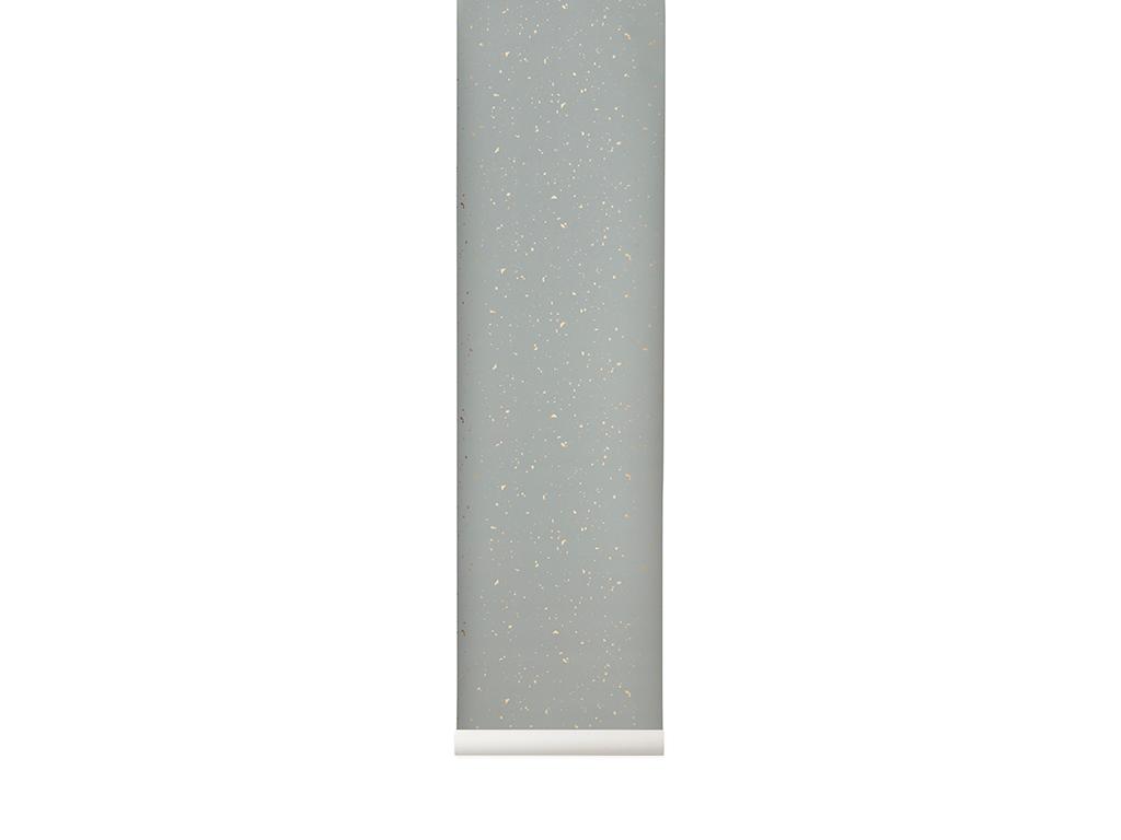 Ferm Living Behang Confetti Grey