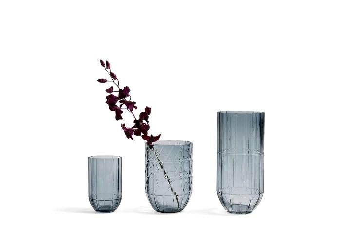 Colour vase XL blue
