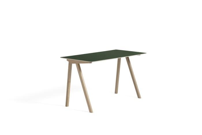 Hay CPH 90 Desk Green Linoleum Soaped
