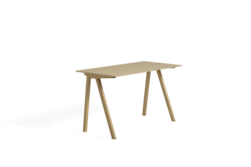 Hay CPH 90 Desk Oak Clear Lacquered
