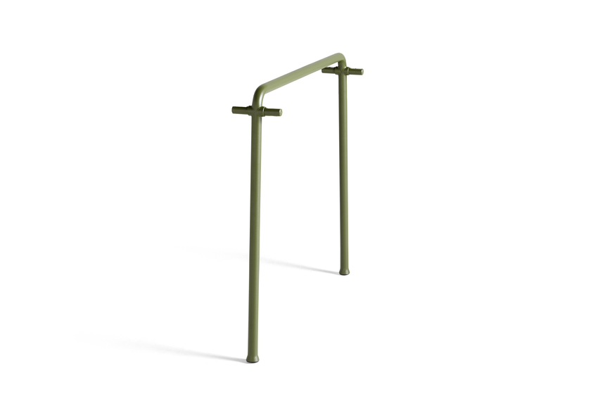 Hay Palissade Table Middle Leg Olive